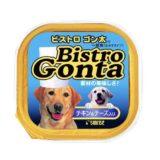 ビストロゴン太(缶詰) チキン&チーズ入りの評判と口コミ!原材料と成分から分かる分析結果