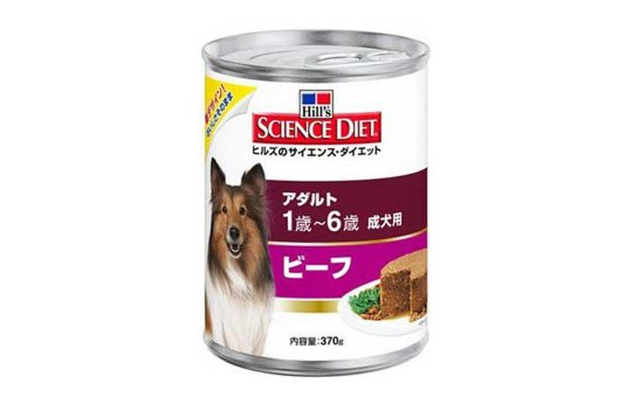 ヒルズのサイエンスダイエット(缶詰)