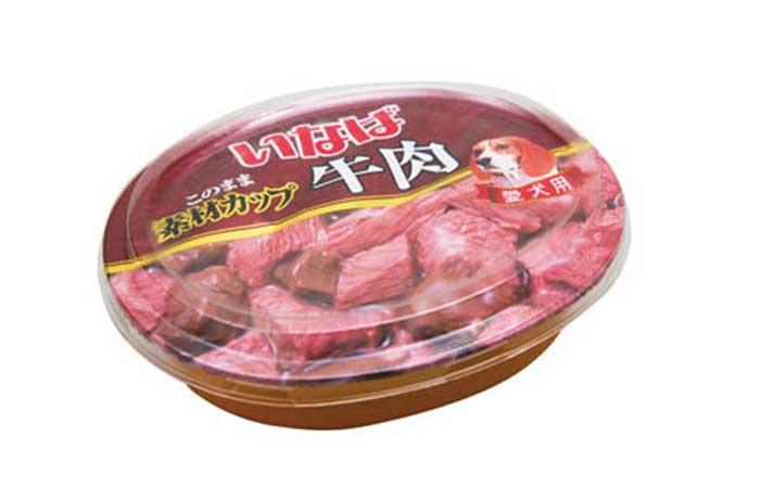 のまま素材カップ 牛肉(缶詰)